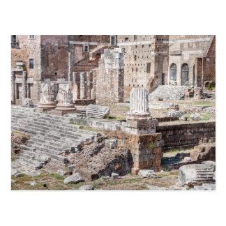 El foro de Augustus es uno del imperial Postal