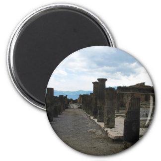 El FORO DE POMPEYA - fragmentos de la columna Imán Redondo 5 Cm