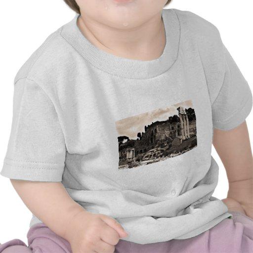 El foro romano camiseta