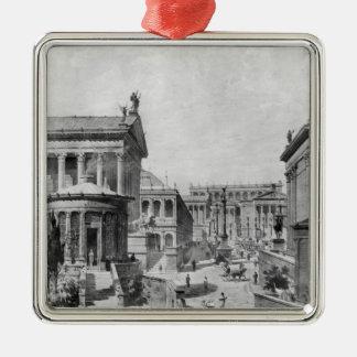 El foro romano de Antiquity, 1914 Ornaments Para Arbol De Navidad