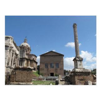 El foro romano · Foto, exterior Postal