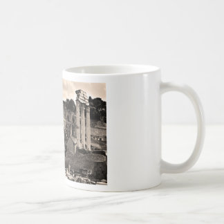 El foro romano taza