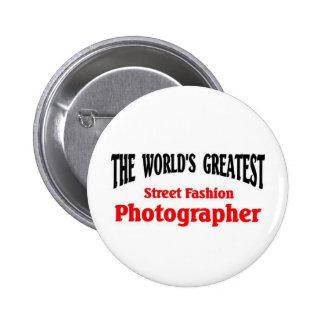 El fotógrafo más grande de la moda de la calle pins