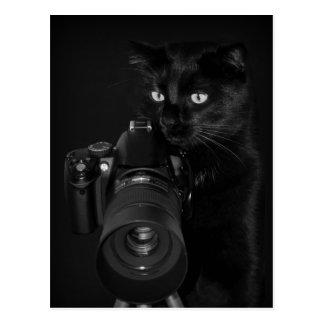 El fotógrafo - tarjeta postal