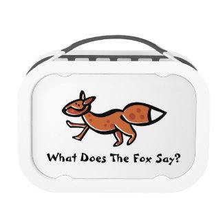 El Fox dice (el personalizable)