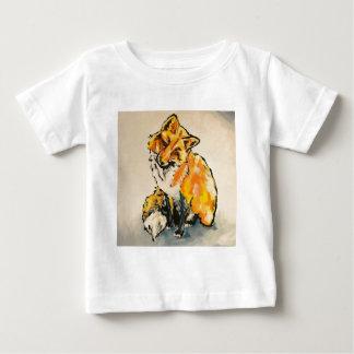 El Fox más lindo Playera De Bebé