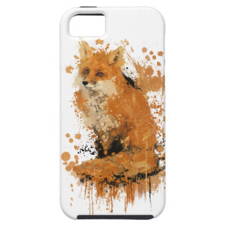 El Fox pasado iPhone 5 Case-Mate Cárcasas