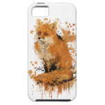 El Fox pasado Funda Para iPhone SE/5/5s