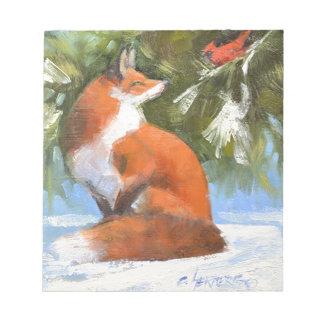 El Fox y el cardenal Blocs