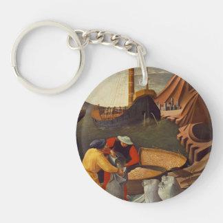 El Fra Angelico- San Nicolás ahorra la nave Llavero