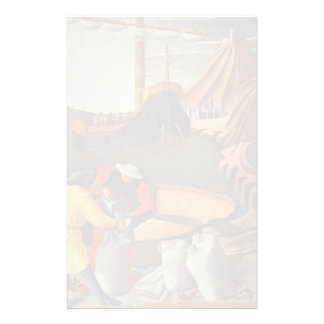 El Fra Angelico- San Nicolás ahorra la nave Papelería