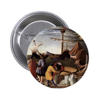 El Fra Angelico- San Nicolás ahorra la nave Pin
