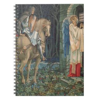 El fracaso de la tapicería de sir Gawain William M Libretas Espirales