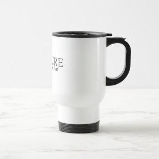El fracaso no es una opción taza de café