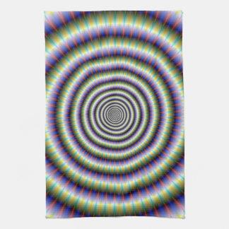 El fractal suena las toallas