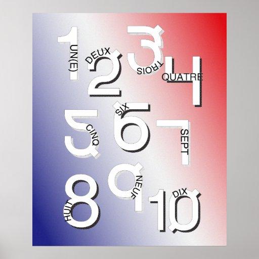 El francés numera el *UPDATED* 1 a 10 Impresiones