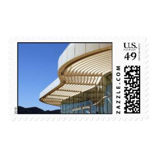 El franqueo de Getty Sello Postal