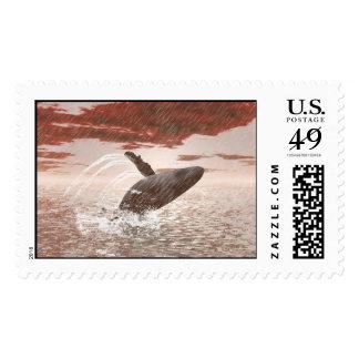 El franqueo de la ballena