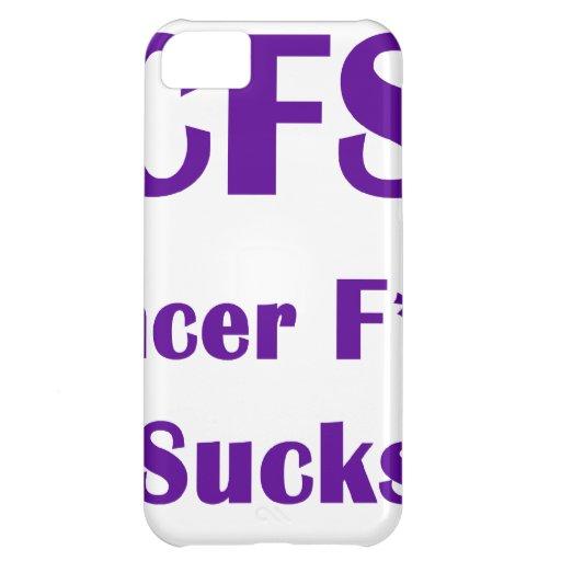 El Freaking del cáncer chupa el CFS
