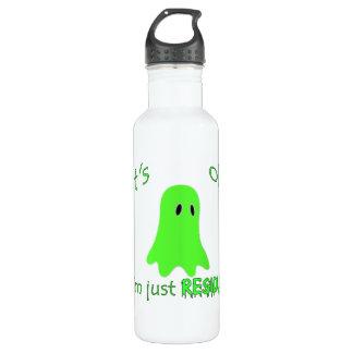 El frecuentar de la residual - fantasma verde