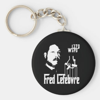 El Fredfather Llavero Redondo Tipo Pin