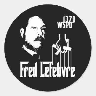 El Fredfather Pegatinas