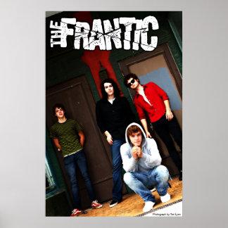 El frenético - poster #1