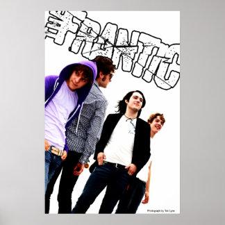 El frenético - poster #4