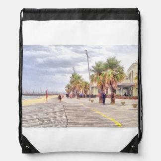 El frente al mar mochila