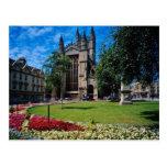 El frente del este rojo, abadía del baño, Avon, In Postales