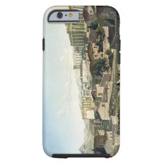 El frente del oeste del Parthenon, platea 19 de Funda Resistente iPhone 6