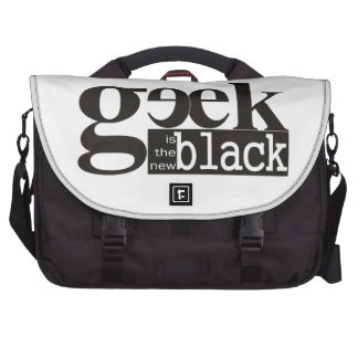 El friki es el nuevo negro bolsa de ordenador