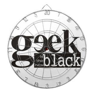 El friki es el nuevo negro tablero de dardos