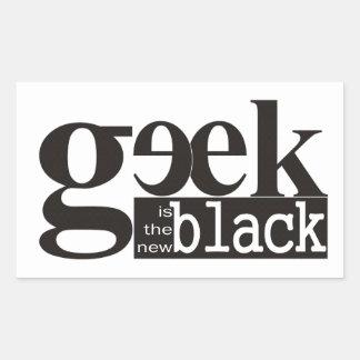 El friki es el nuevo negro pegatinas