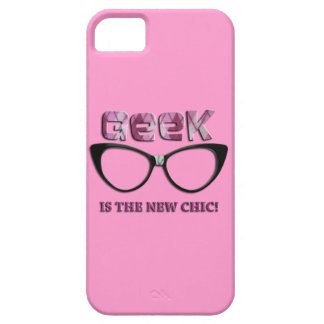 El friki es la nueva moda iPhone 5 cárcasa