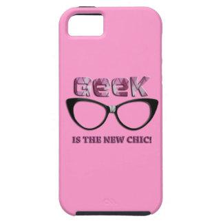 El friki es la nueva moda iPhone 5 Case-Mate carcasa