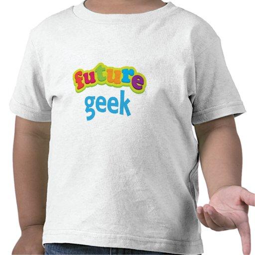 El friki futuro embroma el regalo camisetas
