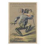 El Froggy fue el cortejar del a Tarjetas Postales