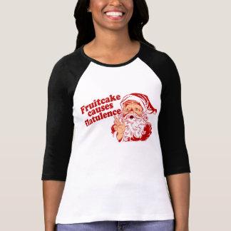 El Fruitcake causa flatulencia Camisas