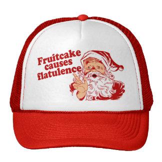 El Fruitcake causa flatulencia Gorra