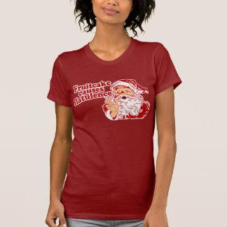 El Fruitcake causa flatulencia Camiseta