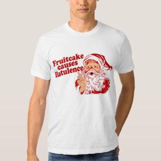 El Fruitcake causa flatulencia Polera