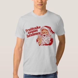El Fruitcake causa flatulencia Remera