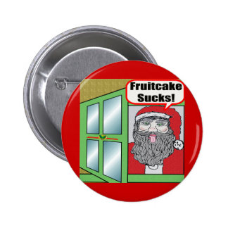 El Fruitcake chupa Pins