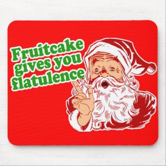 El Fruitcake le da flatulencia Tapete De Ratones
