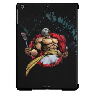 EL Fuerte Funda Para iPad Air