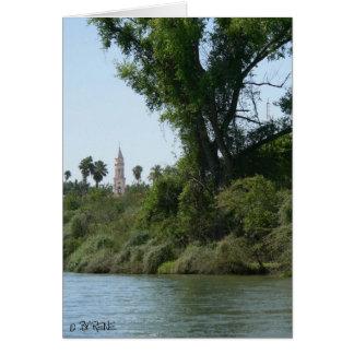 El Fuerte, Mexico Card