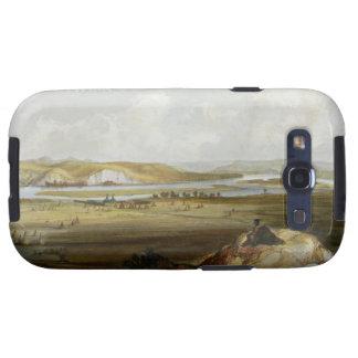 El fuerte Pedro en el Missouri, platea 10 de volum Samsung Galaxy SIII Funda