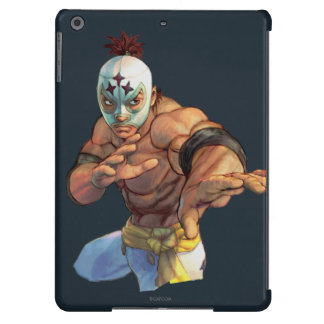 El Fuerte Ready Stance iPad Air Cover