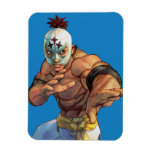 El Fuerte Ready Stance Rectangle Magnets